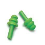 REUSABLE EAR FORM PLUGS